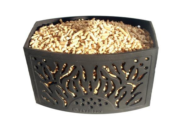 heizen mit pellets flammenmeer. Black Bedroom Furniture Sets. Home Design Ideas
